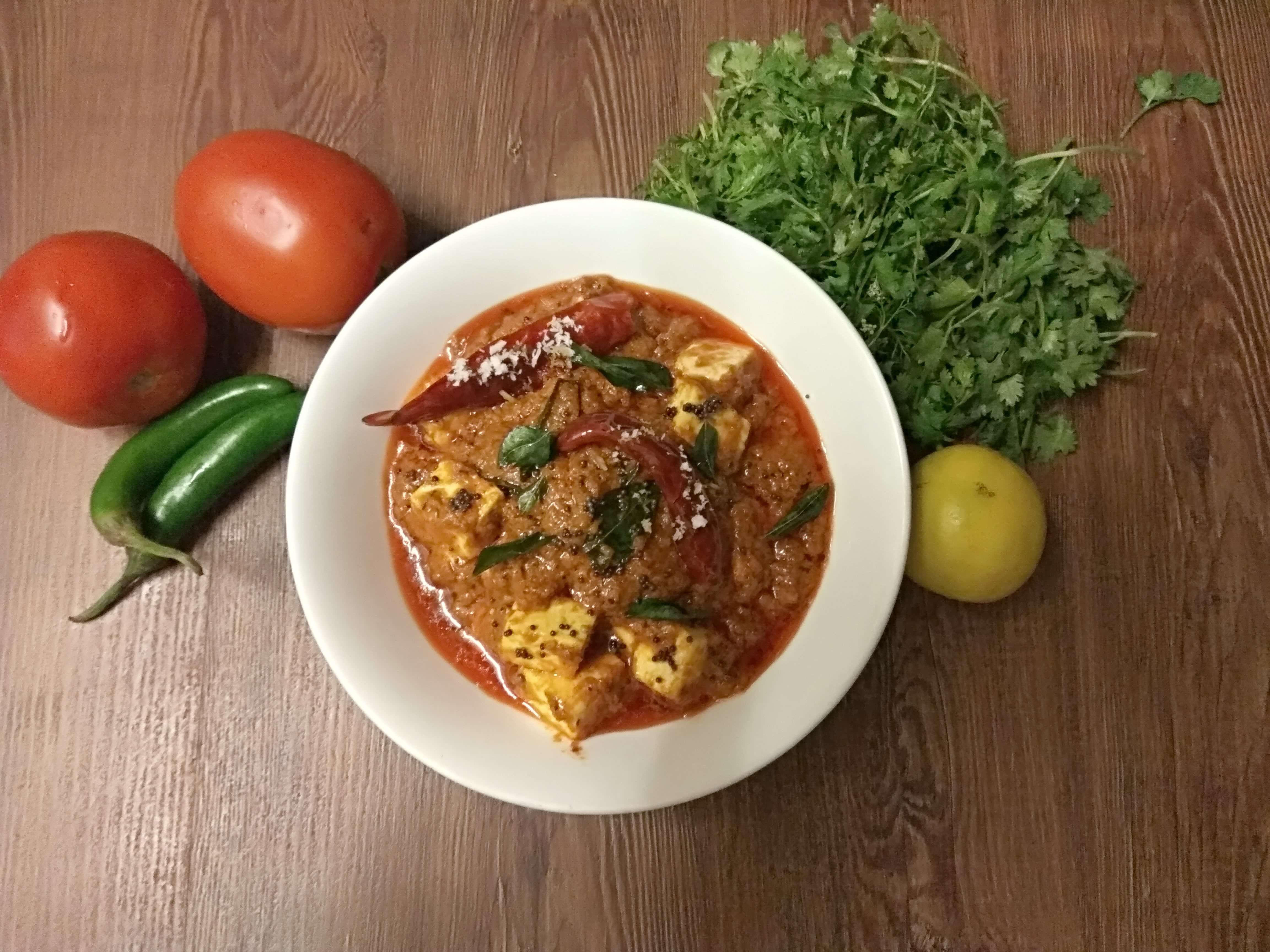 Paneer chettinad vegetarian recipe non vegetarian recipe paneer chettinad forumfinder Image collections